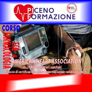 Corsi ECG e farmacologia