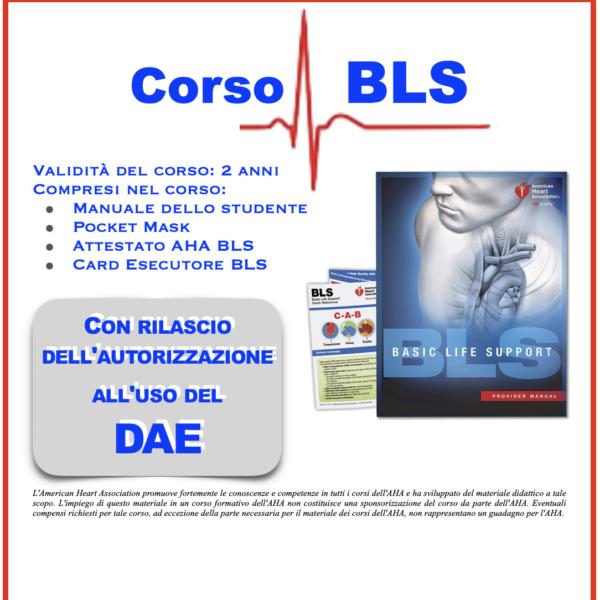 Corsi BLS HCP con uso del Defibrillatore per Personale Sanitario