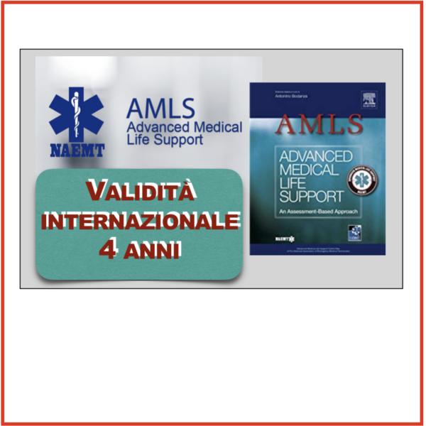 Corsi AMLS Advanced Medical Life Support