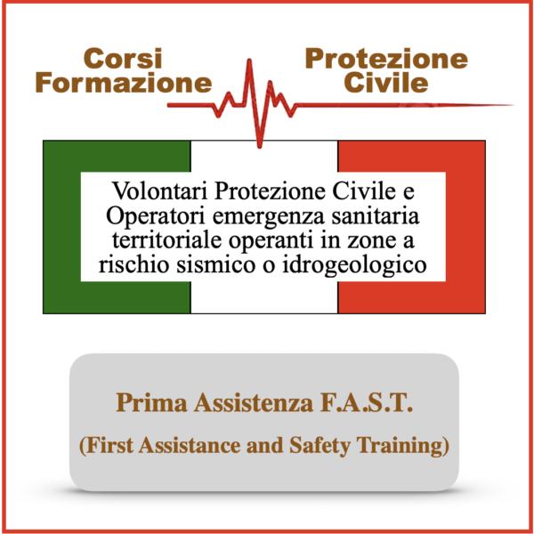 Corsi Prima Assistenza F.A.S.T.